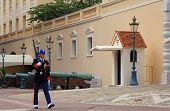 Royal Guard, Monaco