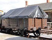 Railway Wagon.