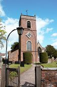 St. Peters Church, Swettenham, Cheshire