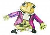 Composer Mozart - A Frog