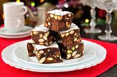 Panforte Di Siena, Italian Christmas Treat