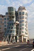 Dancing Houses In Prague, Czech Republic
