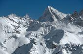High Mountains : Swiss Alps