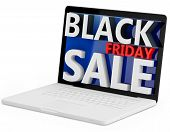 3D Laptop With Black Friday Sale
