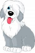 Old English Sheepdog.eps