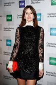 NEW YORK-NOV 18; Actress Emily Mortimer attends the CSA 29th Annual Artios Awards ceremony at the XL