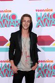 LOS ANGELES - NOV 17:  Ben Nordberg at the TeenNick Halo Awards at Hollywood Palladium on November 1