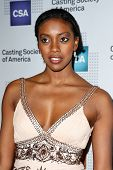 NEW YORK-NOV 18; Actress Condola Rashad attends the CSA 29th Annual Artios Awards ceremony at the XL