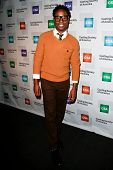 NEW YORK-NOV 18; Actor Billy Porter attends the CSA 29th Annual Artios Awards ceremony at the XL Nig