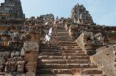 Ta Keo Temple. Angkor. Cambodia