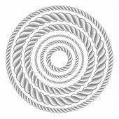 Cordas de círculo