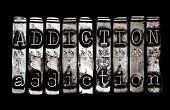 Addiction Concept