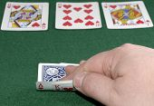 Royal Flush Flop
