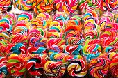 Colorful Sweet Lollipop