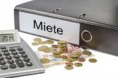 Miete Binder Calculator And Currency