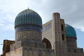 Bibi Kanun mosque, Samarkand, Uzbekistan
