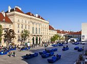 The Museumsquartier Of The City Of Vienna - Austria
