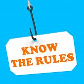 Know The Rules On Hook Shows Policy Protocol Or Law Regulations