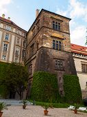 Old Royal Palace Of Prague Castle