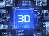 3D Screen Concept