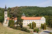 The orthodox monastery Novo Hopovo (New Hopovo) in Serbia