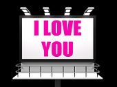 I Love You Sign Refer To Romantic Loving And Caring