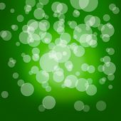 Sparkling Dots Background Means Celestial Twinkles Or Flashes