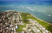 Aerial View Of Northeast Puerto Rico