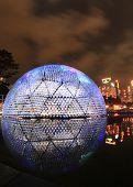 Hong Kong Victoria Park dome