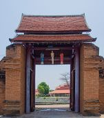 Thanang Gate.