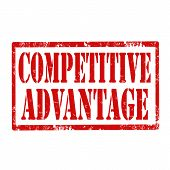 Competitive Advantage-stamp
