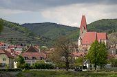 the shore of the Wachau