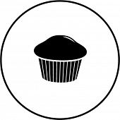 muffin symbol