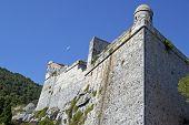 Castle, Portovenere Liguria Italy