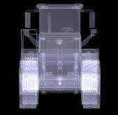 picture of wheel loader  - Wheel loader - JPG