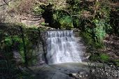 Waterfall in Dunfermline