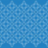 Strip Seamless Lace Pattern.