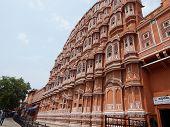 Jaipur. India. Hava-Makhal, July 16, 2014
