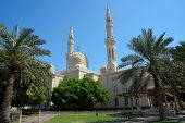 Jumeirah Mosque, Dubai City, Dubai