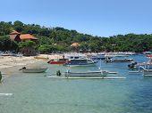 Beach Scenery At Bali