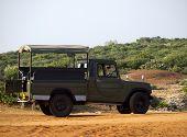 Jeep For Tourist Safari