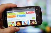 Increasingly Wider Range Of Google Play Store In Poland