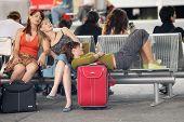 Sleep During Wait On Delayed Transportation