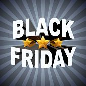 foto of friday  - Background of Black Friday sales - JPG