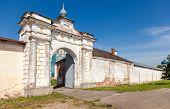 St. George's (yuriev) Monastery In Veliky Novgorod, Russia