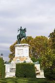 Monument To Philip Iv, Madrid