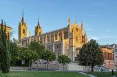 San Jeronimo El Real, Madrid