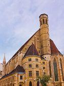 Church of the Minorites (Minoritenkirche) - Vienna Austria