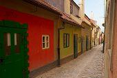 Zlata street, Prague