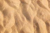 Sand texture - desert or beach background